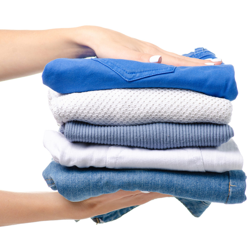 pickup and delivery laundry service